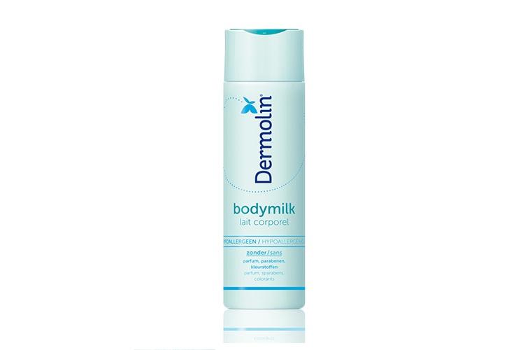 Dermolin Bodymilk een lust voor de huid